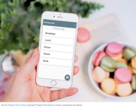 Alea Ruf mobile food app